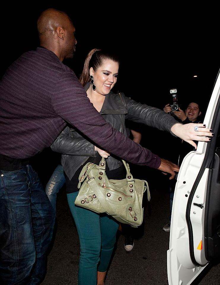 Which means they can't exactly complain when the paparazzi show up! (12/1/2011)