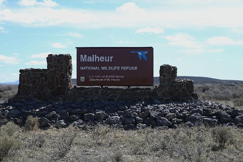 FILE - This March 23, 2016, file photo shows part of the Malheur National Wildlife Refuge near Burns, Ore. A jury has convicted two men of conspiracy to impede federal officers during an armed occupation of the wildlife refuge in Oregon. The verdict Friday, March 10, 2017, handed prosecutors a measure of redemption after they failed to convict Ammon and Ryan Bundy along with five other occupiers in a high-profile trial last fall involving the takeover of Malheur National Wildlife Refuge, a remote bird sanctuary southeast of Portland. (Dave Killen/The Oregonian via AP, File)