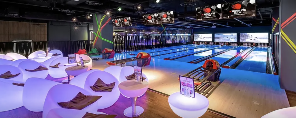 PHOTO: Klook. Bowling Experience in 313 at Somerset Orchard Road