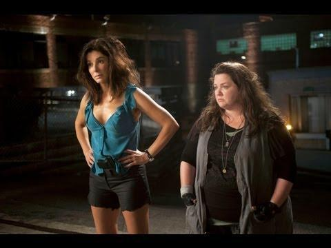 """<p>When a by-the-books FBI agent (Sandra Bullock) teams up with a crude cop (Melissa McCarthy) to catch a drug lord, chaos ensues. <em>The Heat</em> is a modern take on the classic good cop/bad cop act.</p><p><a class=""""link rapid-noclick-resp"""" href=""""https://www.amazon.com/Heat-Sandra-Bullock/dp/B00F4ARI3I?tag=syn-yahoo-20&ascsubtag=%5Bartid%7C10063.g.34203723%5Bsrc%7Cyahoo-us"""" rel=""""nofollow noopener"""" target=""""_blank"""" data-ylk=""""slk:Stream it here"""">Stream it here</a></p><p><a href=""""https://www.youtube.com/watch?v=1O3iRdiplB0"""" rel=""""nofollow noopener"""" target=""""_blank"""" data-ylk=""""slk:See the original post on Youtube"""" class=""""link rapid-noclick-resp"""">See the original post on Youtube</a></p>"""