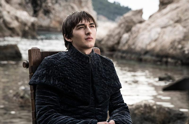 George RR Martin Told 'Game Of Thrones' Showrunners Bran Would Be King