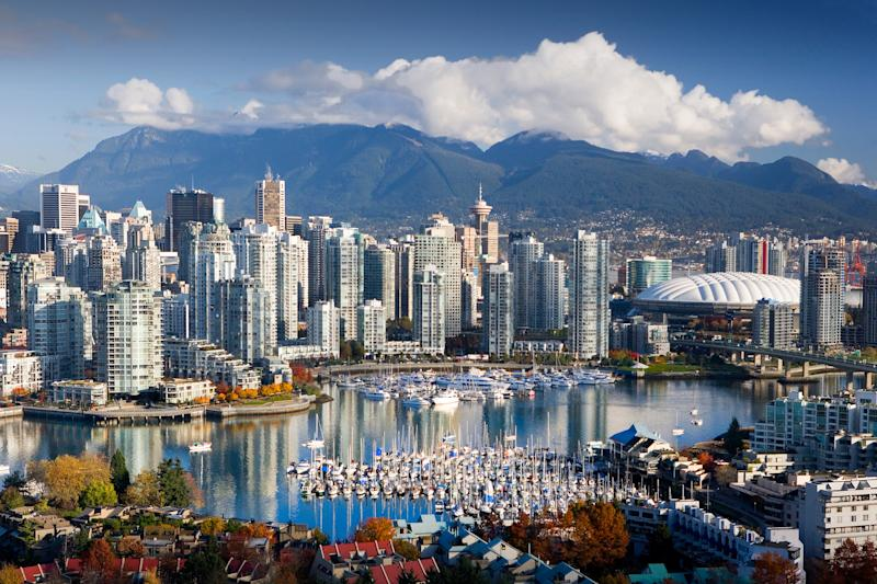 Vancouver regularly tops global tables for quality of life - This content is subject to copyright.