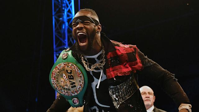 Negotiations between Deontay Wilder and Anthony Joshua failed previously, but the WBC champion claims the Briton is now desperate.
