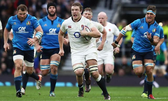 "<span class=""element-image__caption"">Joe Launchbury appears likely to miss out on Lions selection despite starring for England in the Six Nations.</span> <span class=""element-image__credit"">Photograph: David Rogers - RFU</span>"