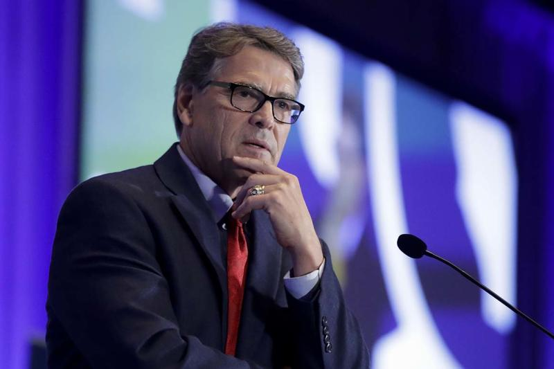 Perry on Ukraine efforts: 'There was no quid pro quo'