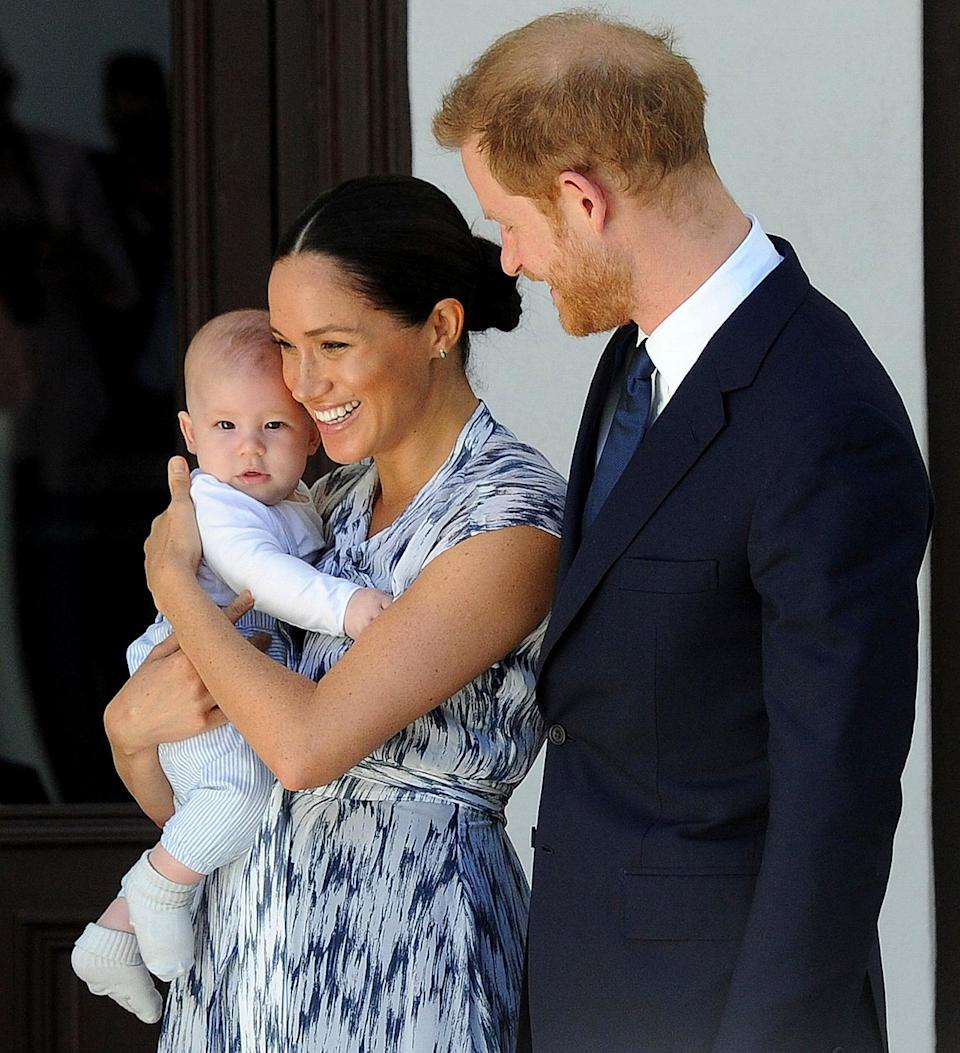 """<p><a href=""""https://people.com/tag/prince-harry/"""" rel=""""nofollow noopener"""" target=""""_blank"""" data-ylk=""""slk:Prince Harry"""" class=""""link rapid-noclick-resp"""">Prince Harry</a> and <a href=""""https://people.com/tag/meghan-markle/"""" rel=""""nofollow noopener"""" target=""""_blank"""" data-ylk=""""slk:Meghan Markle"""" class=""""link rapid-noclick-resp"""">Meghan Markle</a> are the proud parents of two kids under two: son <a href=""""https://people.com/tag/archie/"""" rel=""""nofollow noopener"""" target=""""_blank"""" data-ylk=""""slk:Archie,"""" class=""""link rapid-noclick-resp"""">Archie,</a> 2, and daughter <a href=""""https://people.com/royals/lilibet-diana/"""" rel=""""nofollow noopener"""" target=""""_blank"""" data-ylk=""""slk:Lili"""" class=""""link rapid-noclick-resp"""">Lili</a>, born in June.</p> <p>Through the years, the California-based couple has cited their family as their top priority, and Harry has said that Lili's arrival makes their family complete.""""To have a boy, then a girl — what more can you ask for?"""" he told <a href=""""https://people.com/tag/oprah-winfrey/"""" rel=""""nofollow noopener"""" target=""""_blank"""" data-ylk=""""slk:Oprah Winfrey"""" class=""""link rapid-noclick-resp"""">Oprah Winfrey</a> this spring. </p> <p>The proud prince revels in being a parent, as evidenced by these sweet ways he's paid tribute to his kids.</p>"""