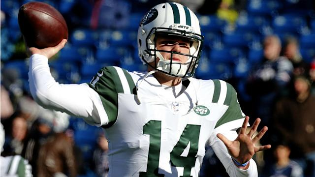 Sam Darnold will miss the New York Jets' clash with the Cleveland Browns due to illness, coach Adam Gase has confirmed.
