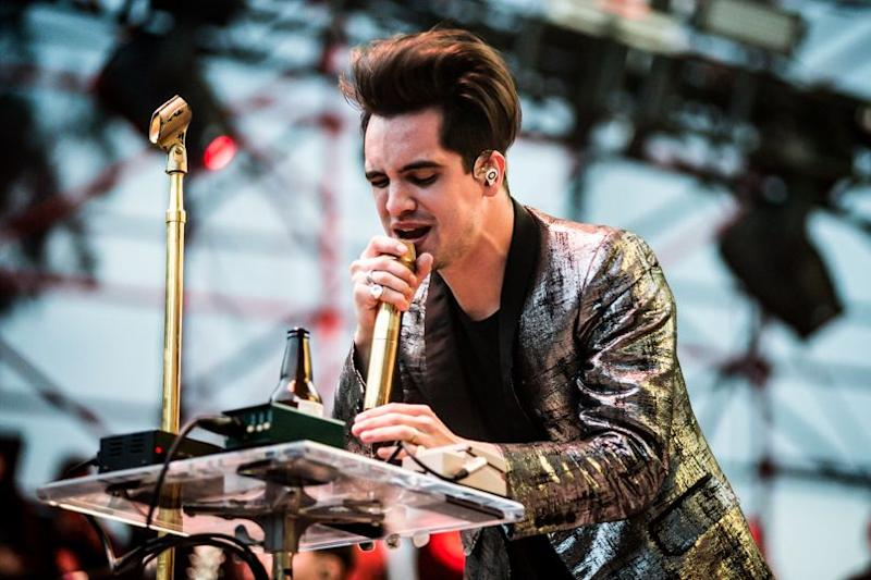 brendon urie metal song