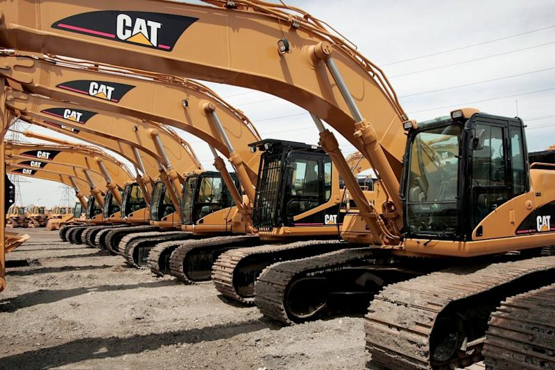 The digger-maker rejects claims of $2 billion tax fraud