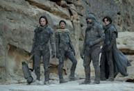 <p>If you've been waiting for a big blockbuster with all your fave actors, then <em>Dune </em>is your movie. Not only is the cast list absolutely <em>stacked</em>, but the iconic book is coming to life in a brand new way thanks to director Denis Villeneuve. <br><br>Unfortunately for all of us, we're going to have to wait a little bit longer for the film to come out. We're just going to have to settle with following the cast on every platform possible until <em>Dune</em> is finally released on October 22, 2021. Luckily for you, we made it easy to figure out everyone who is gonna be in it (and trust us, you're gonna be surprised when you see this list) to follow them on the 'gram.</p><p>Check out the cast of <em>Dune</em> right this way: </p>
