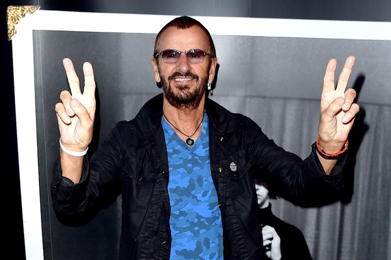 Ringo Starr did not vote in the Brexit referendum, but supports leaving the EU: Kevin Winter/Getty Images