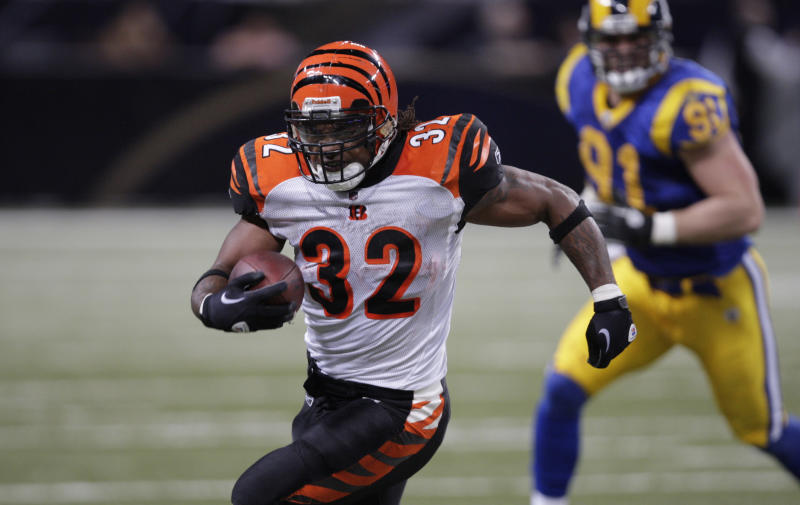 Former Cincinnati Bengals RB Cedric Benson killed in motorcycle crash