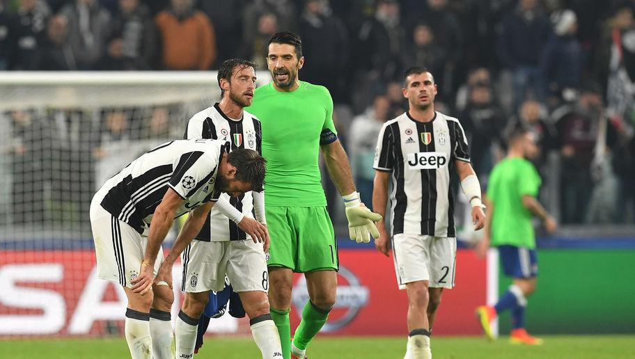 <p><strong>Because they don't look solid enough to beat the biggest teams</strong></p> <br /><p>Juventus haven't really had complicated games to play in the Champions League so far this season. Yet, they didn't really dominate all their games either, far from it.</p> <br /><p>They got out of their group in the first position with 14 points, but it was not as easy as their group suggested. Two draws against Lyon (1-1) and Sevilla (0-0), and only one victory by more than two goals against Dinamo Zagreb (4-0).</p> <br /><p>So yeah, it's effective. But is it enough?</p>