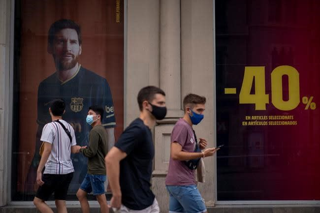 No agreement in meeting between Barcelona and Messi's father