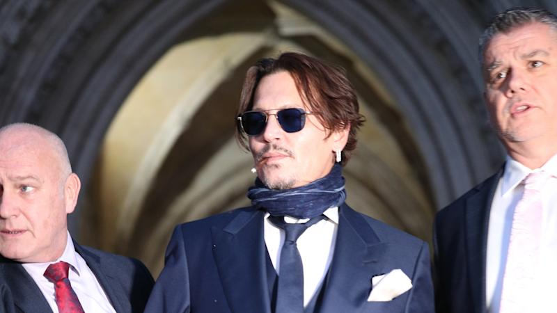 High Court to decide whether Johnny Depp libel case should go ahead