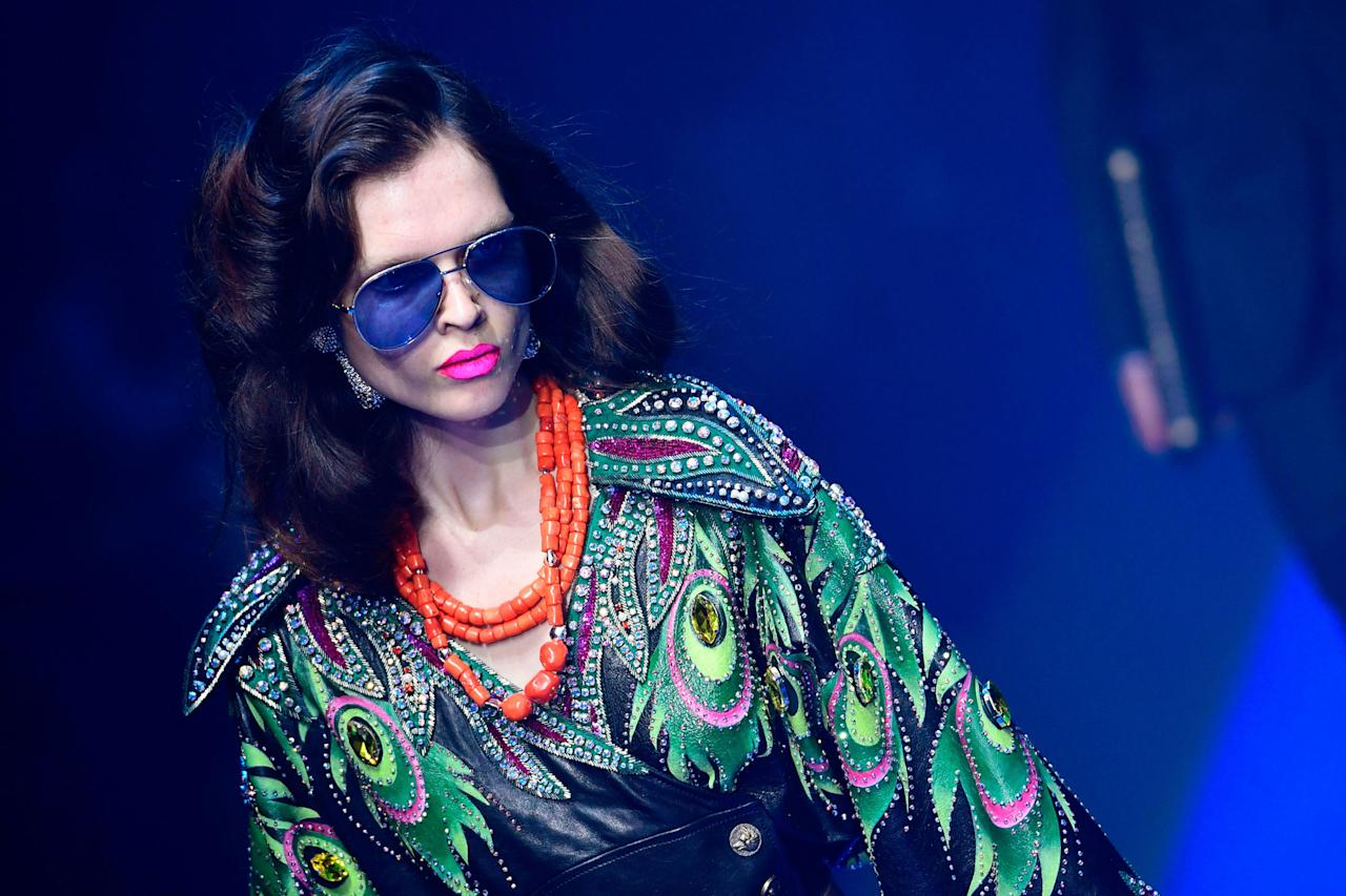 <p>More is more is more, so says Alessandro Michele</p>