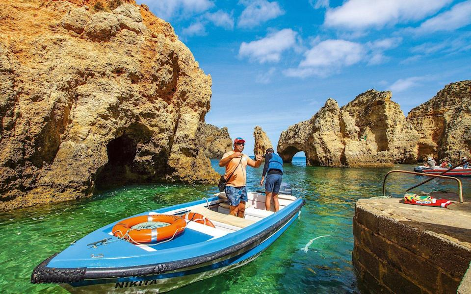 Choose from a range of Algarve adventure tours if you like your holidays action-packed