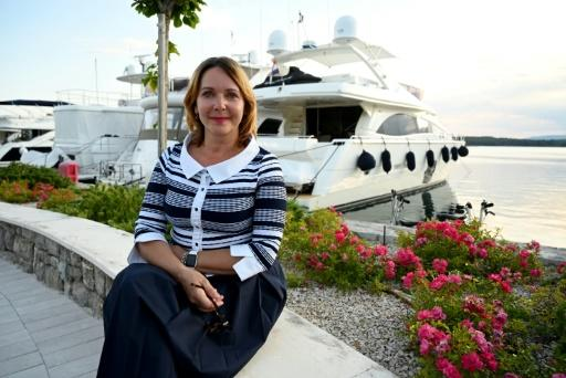 Renata Marevic, the director of Marina Punat in the northern island of KrK, says tourist arrivals are slowly growing