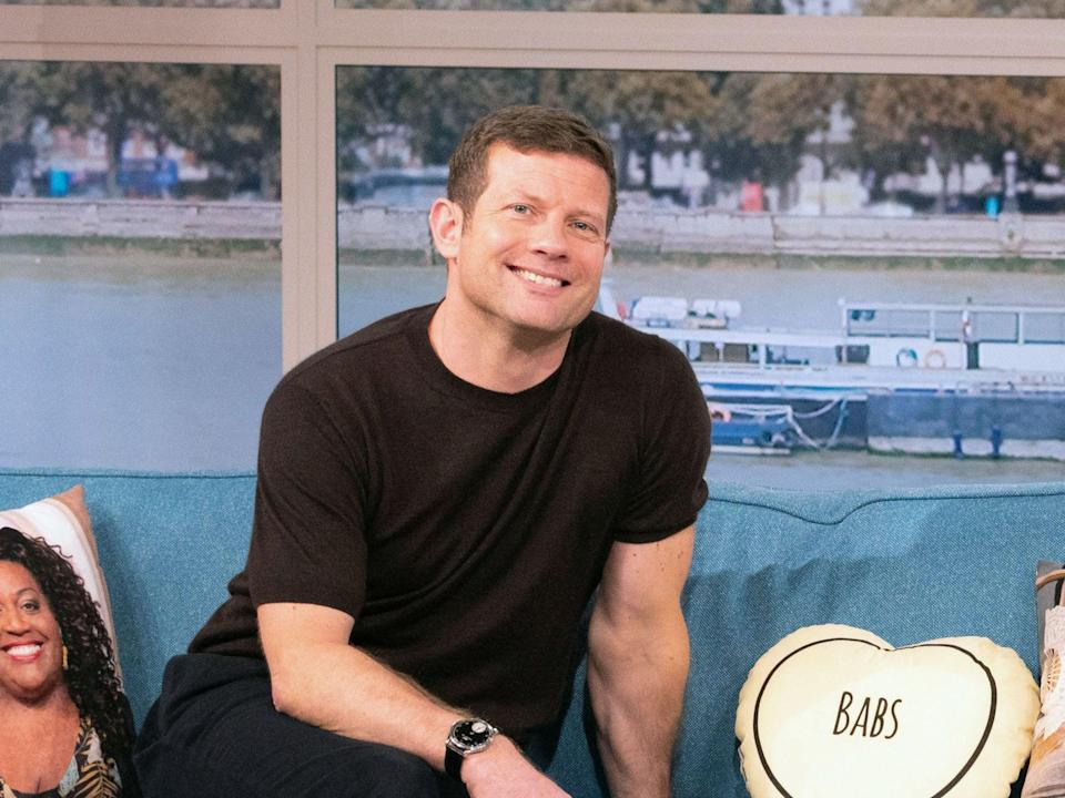 Dermot O'Leary on This Morning (ITV)