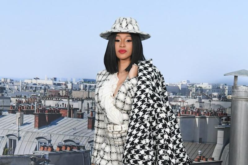 Cardi B gave us a house tour, and OMG, it's insane