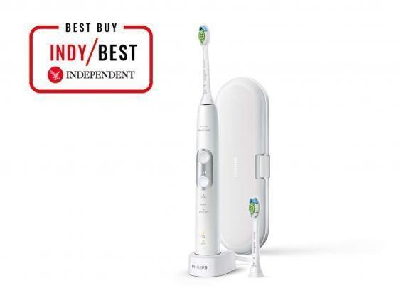 Electric toothbrushes do the hard work for you and are the most effective at keeping teeth clean and healthy (The Independent)