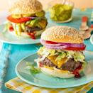"""<p>What's better than a burger fresh off the grill? You'll love the simplicity of this particular recipe.</p><p><strong><a href=""""https://www.thepioneerwoman.com/food-cooking/recipes/a35930749/classic-cheeseburger-recipe/"""" rel=""""nofollow noopener"""" target=""""_blank"""" data-ylk=""""slk:Get the recipe"""" class=""""link rapid-noclick-resp"""">Get the recipe</a>.</strong></p><p><a class=""""link rapid-noclick-resp"""" href=""""https://go.redirectingat.com?id=74968X1596630&url=https%3A%2F%2Fwww.walmart.com%2Fbrowse%2Fhome%2Ftools-gadgets%2Fthe-pioneer-woman%2F4044_623679_133020%2FYnJhbmQ6VGhlIFBpb25lZXIgV29tYW4ie&sref=https%3A%2F%2Fwww.thepioneerwoman.com%2Ffood-cooking%2Fmeals-menus%2Fg32188535%2Fbest-grilling-recipes%2F"""" rel=""""nofollow noopener"""" target=""""_blank"""" data-ylk=""""slk:SHOP KITCHEN TOOLS"""">SHOP KITCHEN TOOLS</a></p>"""