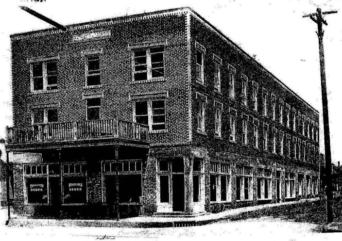 The Stradford Hotel was considered the most luxurious Black-owned hotel in the county at the time, with game rooms, a salon, and a theater.