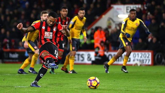 <p>Before Bournemouth striker Callum Wilson suffered a cruel cruciate ligament injury last February, the 25-year-old was establishing himself as a Premier League-quality striker.</p> <br><p>While signing an injured player is always a risk, Wilson is a player worth taking a gamble on, given that he wouldn't be the first choice striker at Stamford Bridge and would have the time needed to rehabilitate.</p> <br><p>With Chelsea down to just Álvaro Morata and Michy Batshuayi, Antonio Conte needs a back-up striker before the transfer window ends.</p>