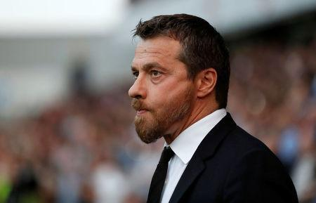 Soccer Football - Championship - Millwall v Fulham - The Den, London, Britain - April 20, 2018 Fulham manager Slavisa Jokanovic Action Images/Matthew Childs