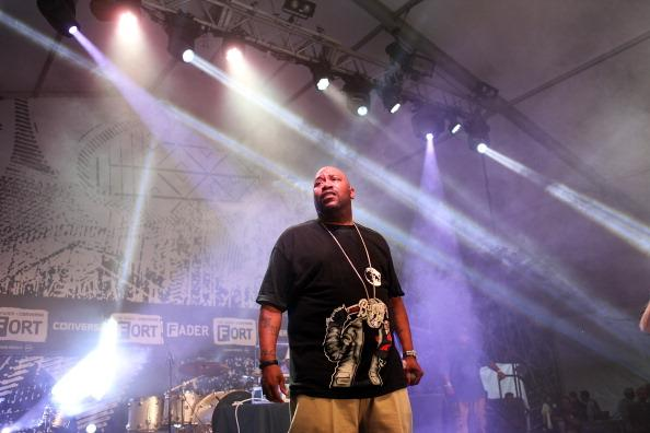 Bun B performs onstage at The Fader Fort presented by Converse during SXSW on March 16, 2013 in Austin, Texas.