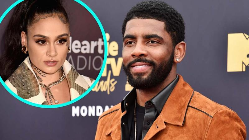 1e4f5974fdea Kyrie Irving Defends Ex Kehlani After Cheating Scandal in Heartfelt  Instagram Post