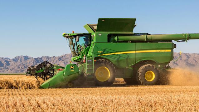 Earnings from Deere on Wednesday will give investors an overview of the state of the global agricultural sector.