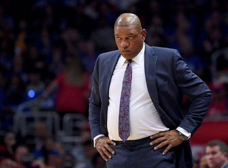 Clippers Fined $50,000 For Tampering Following Doc Rivers' Comments On Kawhi Leonard