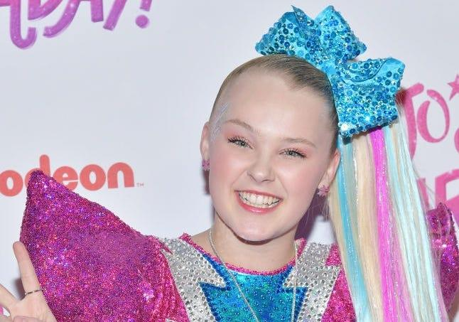 JoJo Siwa breaks her silence on recall of Claire's makeup over asbestos concerns
