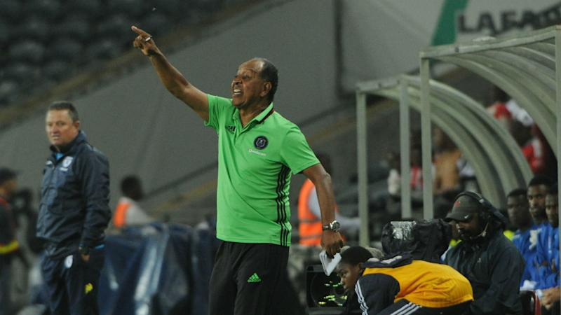 Palacios eager to end Orlando Pirates coaching stint on a high