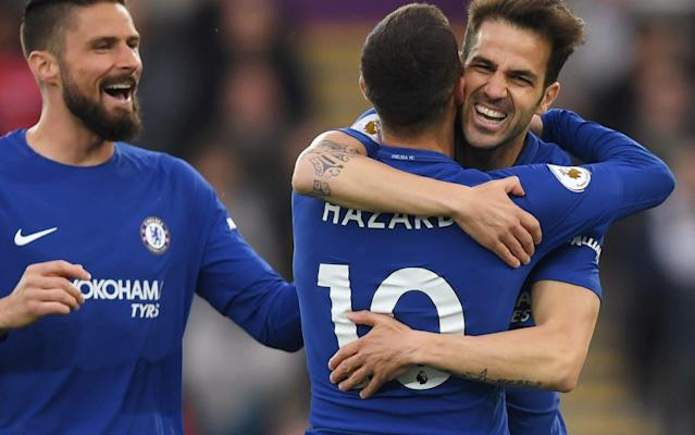 "Cesc Fabregas has told Chelsea that they ""need"" to keep Eden Hazard and admitted that he has been having regular conversations with the club's star player. Although new manager Maurizio Sarri will wait until Hazard returns from a three-week holiday on Aug 6 before speaking directly to his player, senior members of the Chelsea squad have been in contact with the Belgium winger. Fabregas himself went from Arsenal to Barcelona in 2011 and, amid interest now in Hazard from Real Madrid, does not want his friend to follow that same path from the Premier League to La Liga. ""I won't lie, I speak to him often,"" said Fabregas. ""He is the best player at the club and we need at Chelsea to keep the best players. He knows the fans love him and he's a player we love to play with. For sure, we want him to stay."" Hazard, whose current deal runs until 2020, has been offered an extension worth around £300,000-a-week but suggested last week that he might leave and will be acutely aware of the widely reported interest from Real Madrid following their sale of Cristiano Ronaldo. Sarri was unveiled as manager by Chelsea on Wednesday and, having travelled with the squad to Perth for their first pre-season match on Monday, clearly hopes that the experience of training with him could help. Premier League summer transfer window ins and outs ""Telephone calls without looking them in the eyes would not give them any certainty,"" said Sarri. ""I want to meet them face to face, talk to them and understand what the best thing will be to do for everyone. I would also like a player to come with me on the pitch for four or five days."" Chelsea begin their Premier League season against Huddersfield on Aug 11, while the transfer window for signing any potential replacements closes on Aug 9. Sarri has talked often about how his philosophy will be underpinned by a desire to make football ""fun"" and, upon arriving in Australia, Fabregas said that he was enjoying a style of management that has been compared to his old Barcelona colleague Pep Guardiola. ""His way of football, I believe in,"" said Fabregas, ""I really like it, I grew up in this system, in this quality of football, that he wants to bring to the football club. I think the type of player like myself, we can take a lot of advantage. We want to play well, we want to be attractive, but we want to win as well."" Maurizio Sarri and Gianfranco Zola oversee Chelsea training in Australia Credit: getty images Chelsea are still confident of keeping Hazard for another year even if Real Madrid or Barcelona do make a massive offer but may be more willing to sell goalkeeper Thibaut Courtois, who is out of contract next season and is yet to accept an offer worth around £200,000-a-week. Roma's Alisson Becker had been a target if Courtois left but he has now been signed by Liverpool. Kasper Schmeichel is another option and, while Leicester City have agreed a fee for Liverpool's Danny Ward, they regard him as additional competition rather than a replacement. Meanwhile reports on Friday night suggested Barcelona had made a third bid for Willian, this one in excess of £55m for the winger who turns 30 in three weeks but so far neither club has confirmed the approach."