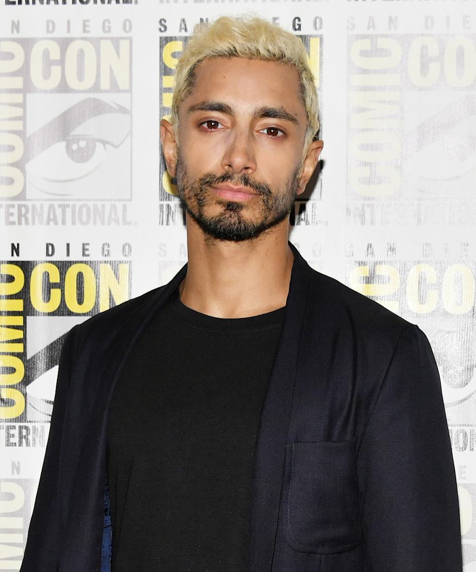 "<strong>Riz Ahmed</strong><br><br>The actor decided to get his first taste of Comic-Con in San Diego with a new head of hair, and we have to admit, we're here for it.<span class=""copyright"">Photo: Dia Dipasupil/Getty Images.</span>"