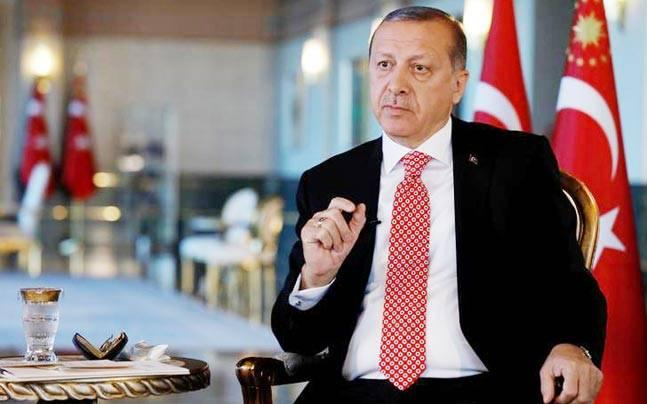 Turkish President Erdogan to visit India today, will meet PM Modi on Monday