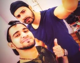 'Working with Varun Dhavan is like vibing with your friend on sets than a superstar': Rahul Shetty