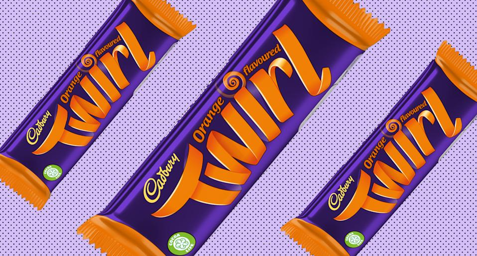 Cabdury's Orange Twirl is back for good: Where to buy online