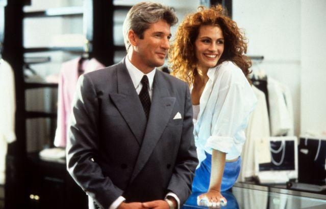Richard Gere and Julia Roberts in 'Pretty Woman' (Touchstone Pictures)