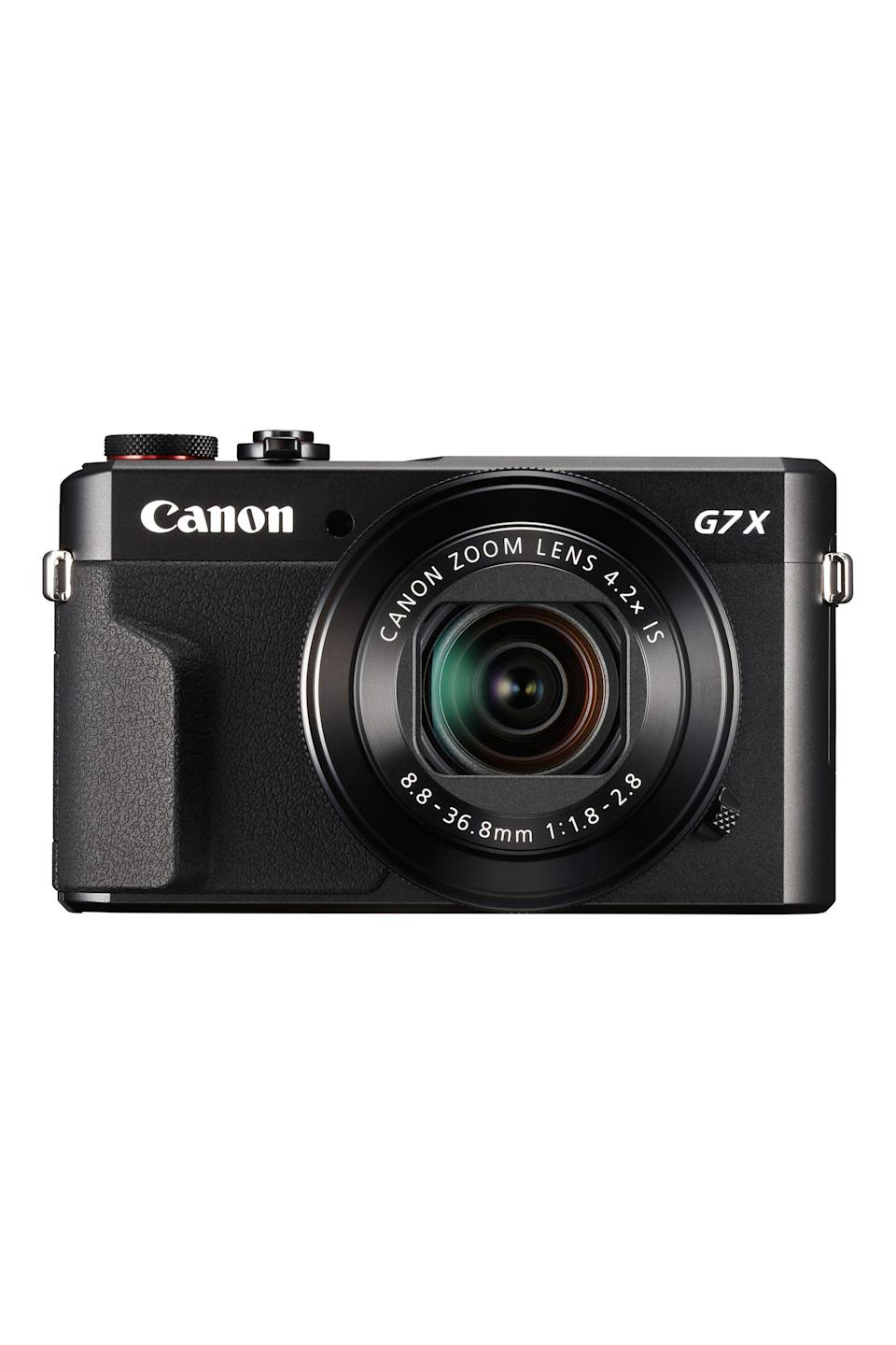 "<p><strong>Canon</strong></p><p>amazon.com</p><p><strong>$629.00</strong></p><p><a href=""https://www.amazon.com/dp/B01BV14OXA?tag=syn-yahoo-20&ascsubtag=%5Bartid%7C10051.g.34208929%5Bsrc%7Cyahoo-us"" rel=""nofollow noopener"" target=""_blank"" data-ylk=""slk:Shop Now"" class=""link rapid-noclick-resp"">Shop Now</a></p><p>For your future YouTube vlogger. </p>"