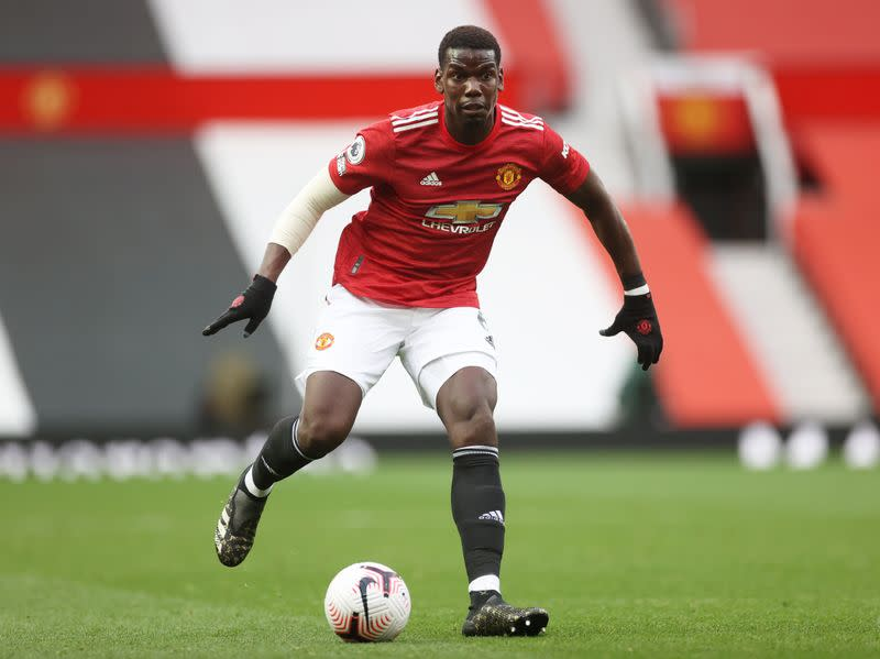 Pogba keen on playing for Real Madrid - one day