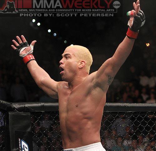 Tito Ortiz: Maybe Forrest Griffin Should Retire Too