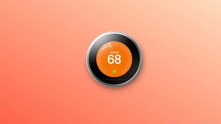 Control the temperature of your home from anywhere.