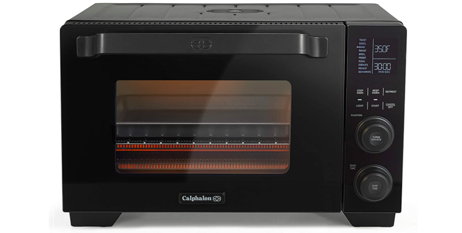 Heats up what's inside—not your counter. (Photo: Amazon)