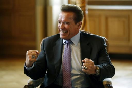 'Stone Age' Trump going back to horse and cart says Schwarzenegger