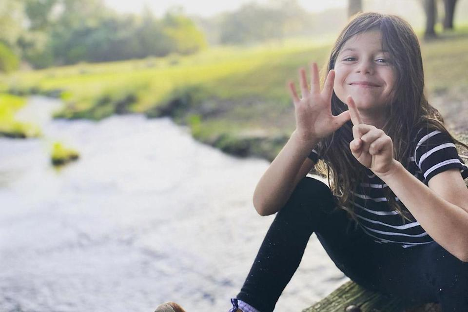 <p>Dave and Odette Annable's daughter Charlie Mae turned 6 on Sept. 7.</p>