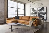<p><span>Albany Park Park Sectional Sofa</span> ($2,095, originally $2,695, plus extra 12 percent off with code LABORDAY12)</p>