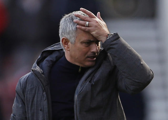 José Mourinho Lashes Out at Friendlies After Double Manchester United Injury
